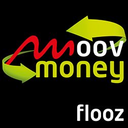 Paiement via Moov money