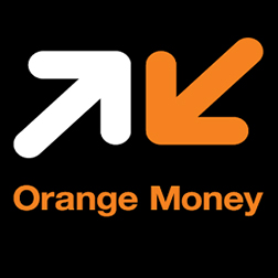 Paiement via Orange money